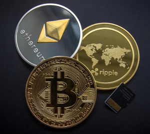 Investors are selling cryptocurrencies