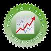 Top 10 Forex Brokers logo